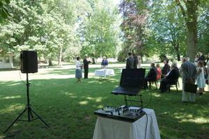 Ozvučení svatebního obřadu